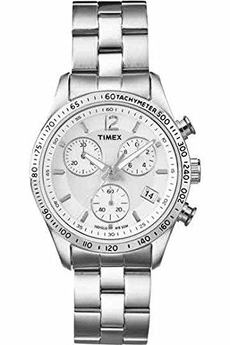 Timex Damen-Armbanduhr Chronograph