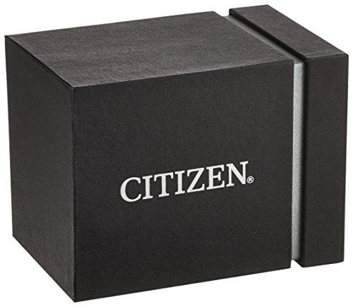 Citizen Herren-Armbanduhr Chronograph Quarz AN3490-55E