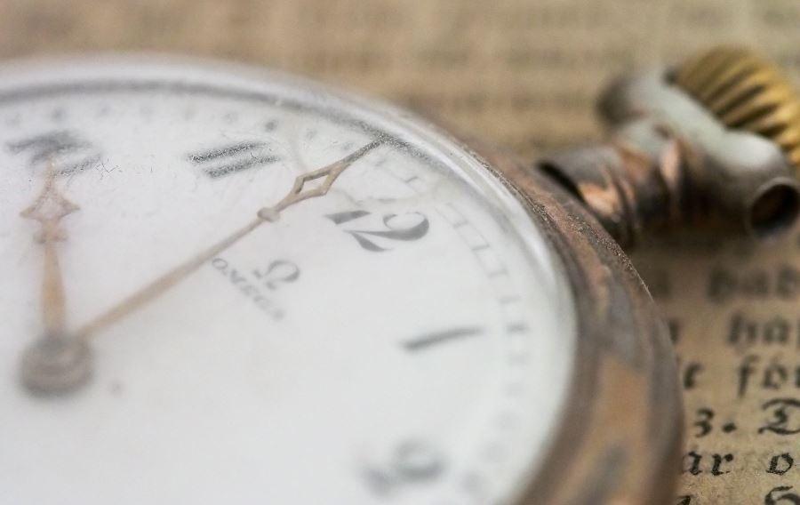 Die Geschichte des Chronographen